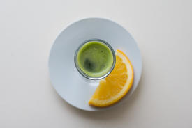 Shot of Squeeze Wheatgrass